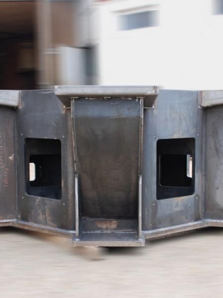 Basamento per macchine foratrici